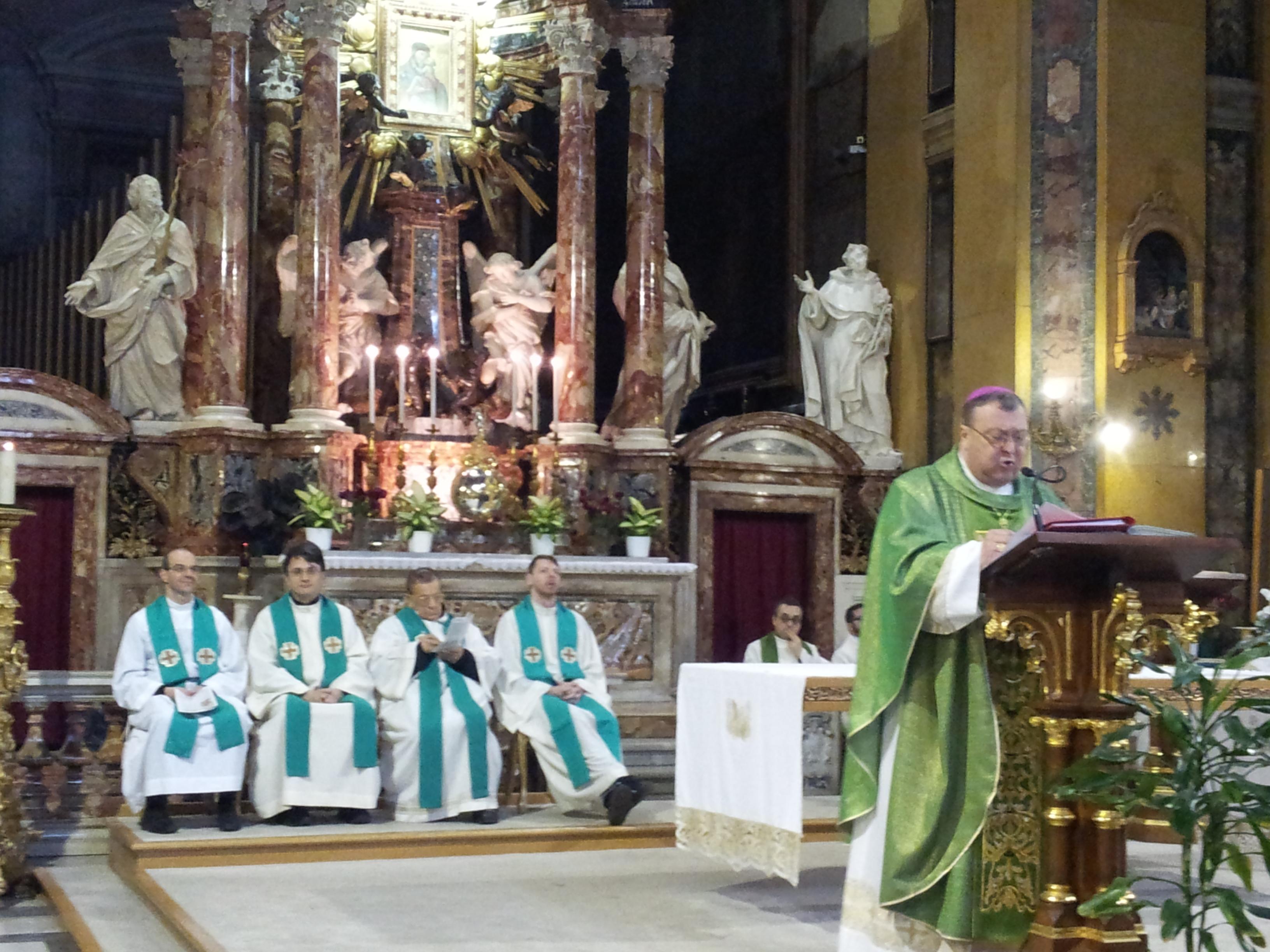 """Omelia di S. E. Mons. Lorenzo Leuzzi in occasione della """"38 Giornata per la vita"""""""