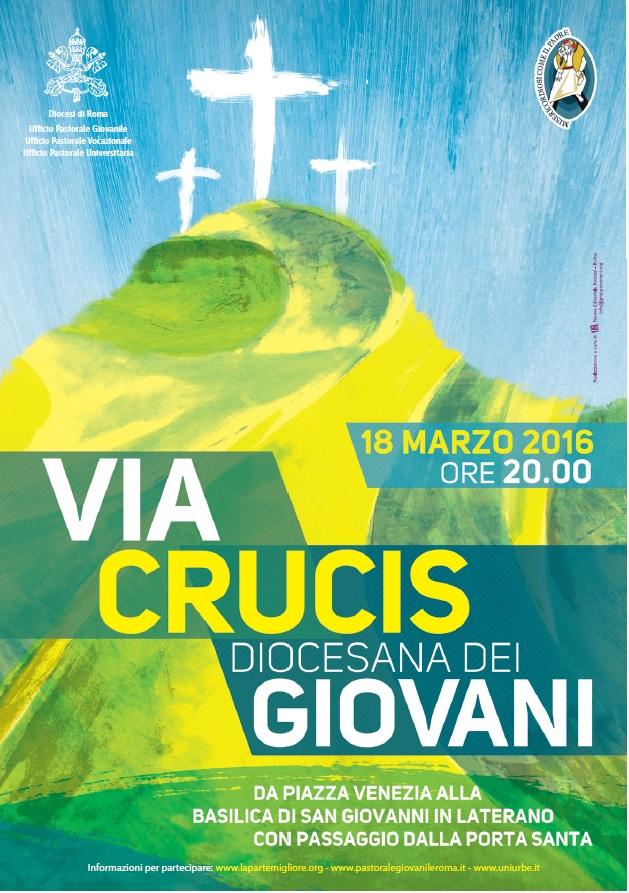 Grazie a tutti voi - Via Crucis Diocesana dei Giovani