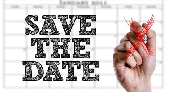 Calendario di Pastorale Universitaria - Anno Pastorale 2017/2018